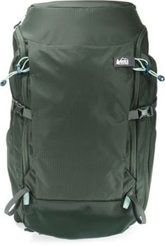 Roam where you want to with the women's REI Co-op Ruckpack 40 pack, designed to be your perfect travel companion for destinations near and far, boasting plenty of storage and organization. Available at REI, 100% Satisfaction Guaranteed.