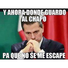 Humor | Memes sobre la recaptura del Chapo Guzmán