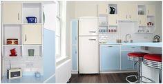 + de 30 Ideas para decorar una cocina al estilo Vintage