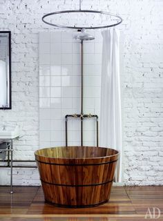 Unusually Beautiful Bathtubs We Long To Sink Into | Apartment Therapy