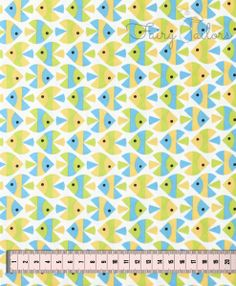 Cotton Fabric for sale on www.fairytailors.be. Brand: Cloud9 (with GOTS label)