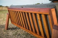 Queenscliff Exposed Timber Frame Couch by Bombora Custom Furniture - Timber Couch, Outdoor Couch, Timber Frame Couch, Bespoke Couch Melbourne, Custom Couch Melbourne, Custom Sofa, Timber Sofa, Custom Sofa Geelong