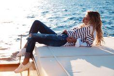 joanna halpin by cihan alpgiray for cosmopolitan turkey july 2013 #fashion #photography