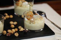 """750g vous propose la recette """"Verrines au velouté de panais et noix de St Jacques"""" accompagnée de sa version vidéo pour cuisiner en compagnie de Chef Damien et Chef Christophe."""