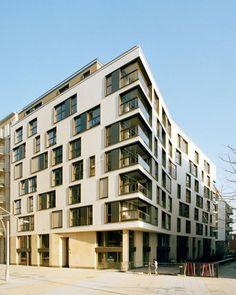 Projekt: HofQuartier - KBNK Architekten GmbH