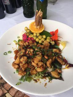 Veranda E Calamari, perfect choice for your Hors D'oeuvres.