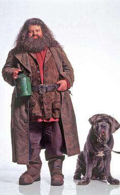 Rubeus Hagrid meu personagem predileto... 💝💝
