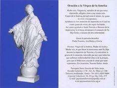 La Virgen de la Sonrisa es aquella imagen de la Virgen María http://www.yoespiritual.com/noticias-espirituales/virgen-de-la-sonrisa-la-sonrisa-de-la-virgen.html