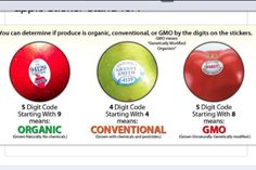 Organic label guide