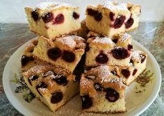 Nagyiféle meggyes pite - egyszerűen, gyorsan | Jucus receptje - Cookpad receptek Cheesecake, Muffin, Breakfast, Cakes, Food, Morning Coffee, Cake Makers, Cheesecakes, Kuchen