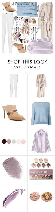 """blues in the skies"" by ssennii ❤ liked on Polyvore featuring J Brand, H&M, Vince, 3.1 Phillip Lim, Nails Inc., J.W. Anderson, Obsessive Compulsive Cosmetics, Bare Escentuals and NARS Cosmetics"
