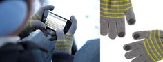 Digits - Conductive Glove Pins For Touchscreens