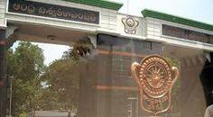 andhra university distance education