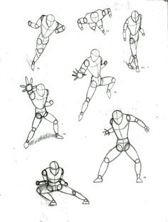 Trying to work on dynamic body poses