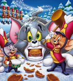 ♥ Tom & Jerry ♥
