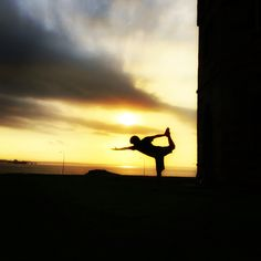 """""""If one man can do, then another can do. Even no one has done; if we can think, we can do.""""  #Nothing2saYquote  Image : Nothing2saY's Yoga Posture at La Parouse, Sydney, Australia"""