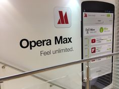 Opera Max now saves you more mobile data