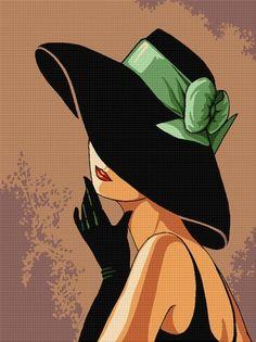Pălăria neagră