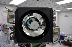 Space Station to Get a 'Laser Cannon' - Technology Org
