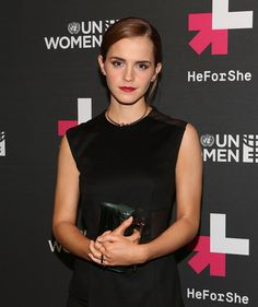 """Emma Watson delivered a powerful speech about gender equality at the United Nations in NYC on Saturday. The actress, who serves as the UN Women Global Goodwill Ambassador, took the mic during the HeForShe campaign launch event. """"I was appointed six months ago, and the more I have spoken about feminism, the more I have realized that fighting for women's rights has too often become synonymous with man-hating,"""""""
