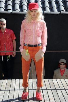 Coleção Herchcovitch;Alexandre Primavera/Verão 2011/12 / Masculino | Herchcovitch; Alexandre