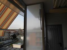 Tenda veranda estate inverno Chiusura completa di balcone con tenda veranda doppio rullo estiva e invernale e pannelli fissi in VINITEX vista interna www.mftendedasoletorino.it M.F. Tende e tendaggi Via Magenta 61 10128 Torino  Tel.:01119714234 Fax:01119791445  Cell.:3924999999
