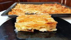 Πατσαβουρόπιτα με τυρί φέτα!! - YouTube