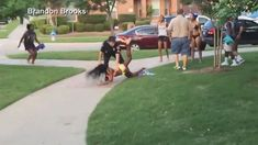 Texas Cop Put on Leave After Video of Arrest Surfaces PHOTO: A McKinney, Texas, police officer was placed on administrative leave after video surface of him tossing a teen girl to the ground June 5, 2015.