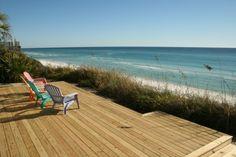 Seagrove Beach, 30A Gulf View