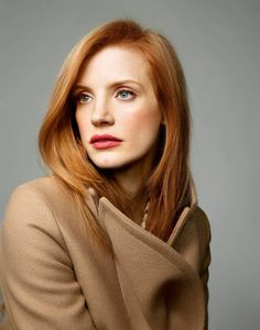 Jessica Chastain by Martin Schoeller. AUGUST: Portraits of the icons and innovators of our time