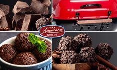 Truffles Recipe, Grills, Campsite, Chocolate, Recipes, Camping, Schokolade, Food Recipes, Rezepte