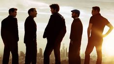 ENTOURAGE  ..the movie will be released June of 2015 !!