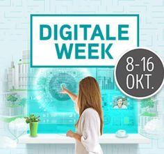 Digitale Week | UiT in Vlaanderen