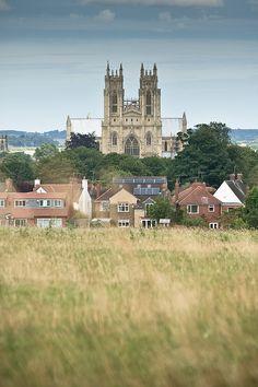Beverley, England, the land of my ancestors.