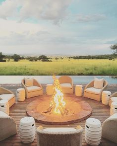 All that's needed now are a few loved ones from back home to share this with feeling incredibly blessed to be here in Africa w/ @singita_ by worldwanderlust