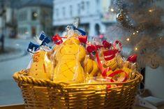 Fristende kakemenn fra Baker Jørgensen i Arendal. Foto: H.Teinum©Visit Sørlandet
