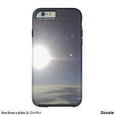 Sun from a plain tough iPhone 6 case