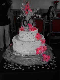 60th DIAMOND WEDDING ANNIVERSARY CAKE TOPPER | Pinterest | Wedding ...