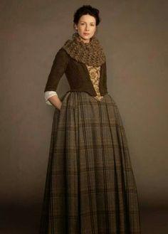Claire Elizabeth Beauchamp Randall Fraser