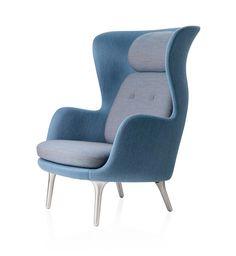 ro jaime hayon lounge stole fritz hansen stol design mobeldesign kontorindretningsdesign