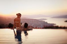 Unverbaute Blicke über den Zürichsee© Panorama Resort & Spa Feusisberg