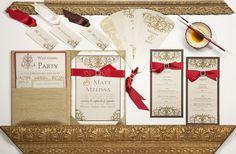 hand-painted-baroque-gold-swirl-wedding-invitation