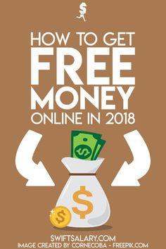 Earn free stuff online