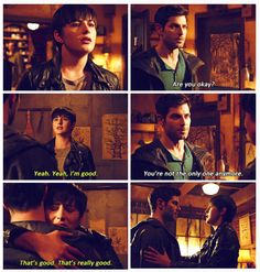 Nick and Trubel