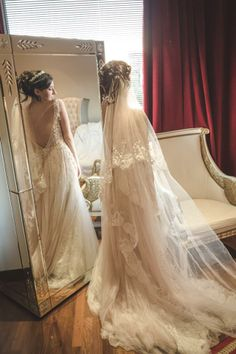 Vestido de novia Atelier Marisa Campanella Buenos Aires Alta Costura en Argentina