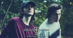 I just entered for a chance to win two tickets to Porter Robinson & Madeon this Saturday, October 8th, at Revention Center, plus access to the lounge!