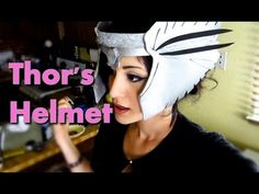 So I'm pulling a gender bender and will be cosplaying as Thor. I just wanted to run a quick explanation on my idea for Thor's helmet! You can use this idea f...