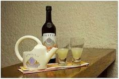 pastis (pastaga/pastagasse)provence: local aperitif made with anise.