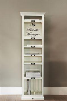 My Favorite Magazines Cabinet #living #interior #rivieramaison