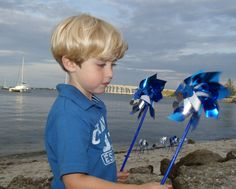 Child Abuse Prevention Task Force of Brevard and Squid Lips, host kick off event.  #PinwheelsforPrevention